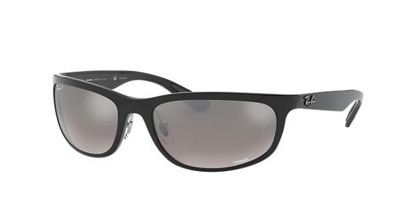 c3522e51b0b Ray-Ban Rb4265 Chromance RB4265 Black - Nylon - Silver Polarized Lenses -  0RB4265601 5J62