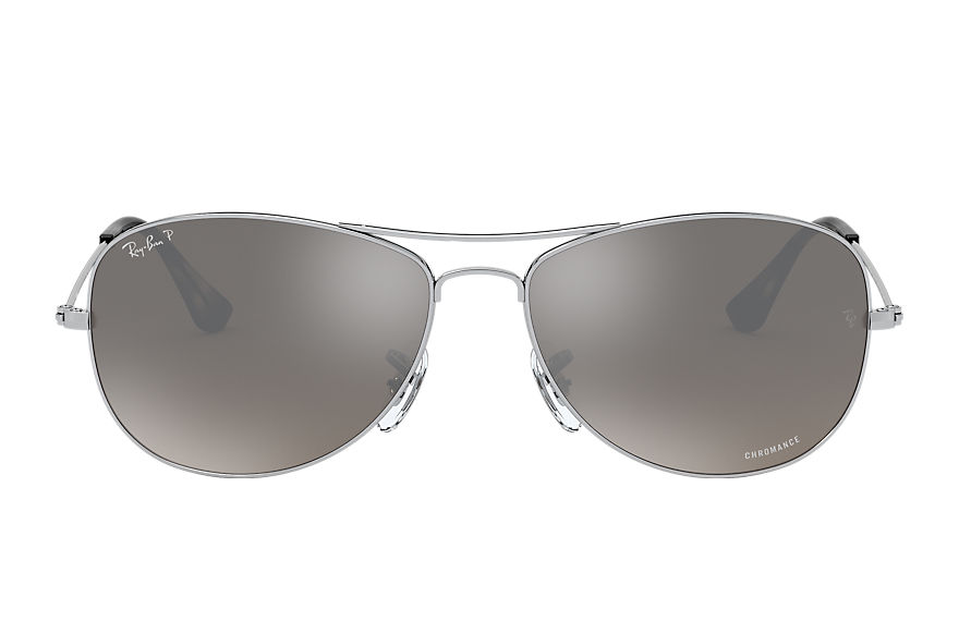 Ray-Ban  sunglasses RB3562 MALE 002 rb3562 chromance zilver 8053672645132