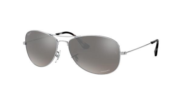 817d98b5b1f Ray-Ban Rb3562 Chromance RB3562 Silver - Metal - Silver Polarized Lenses -  0RB3562003 5J59