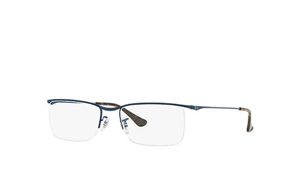 Ray-Ban 0RX6370-RB6370 Blue OPTICAL