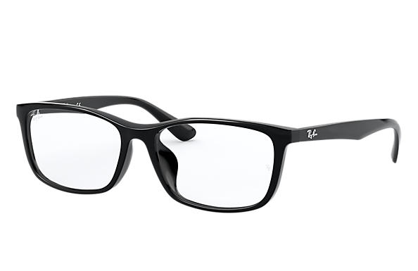 Ray-Ban 0RX7102D-RB7102D Black OPTICAL