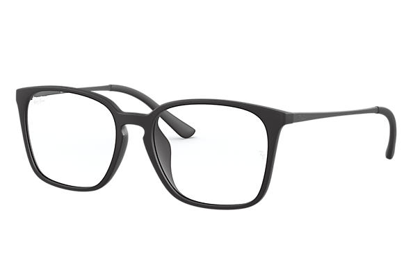 Ray-Ban 0RX7103D-RB7103D Black OPTICAL