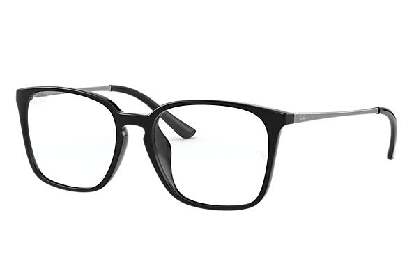 Ray-Ban 0RX7103D-RB7103D Black; Gunmetal OPTICAL