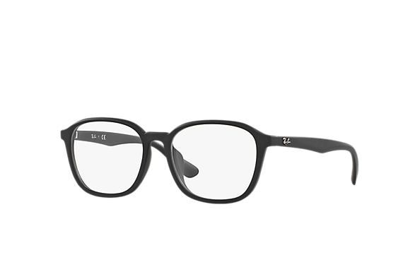 Ray-Ban 0RX7104D-RB7104D Black OPTICAL