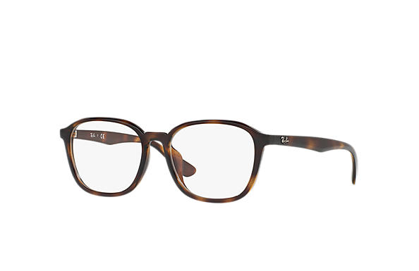 Ray-Ban 0RX7104D-RB7104D Tortoise OPTICAL