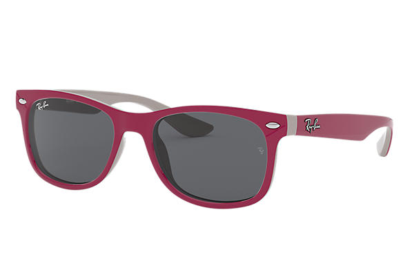Ray-Ban 0RJ9052SF-NEW WAYFARER JUNIOR Pink,Grey SUN
