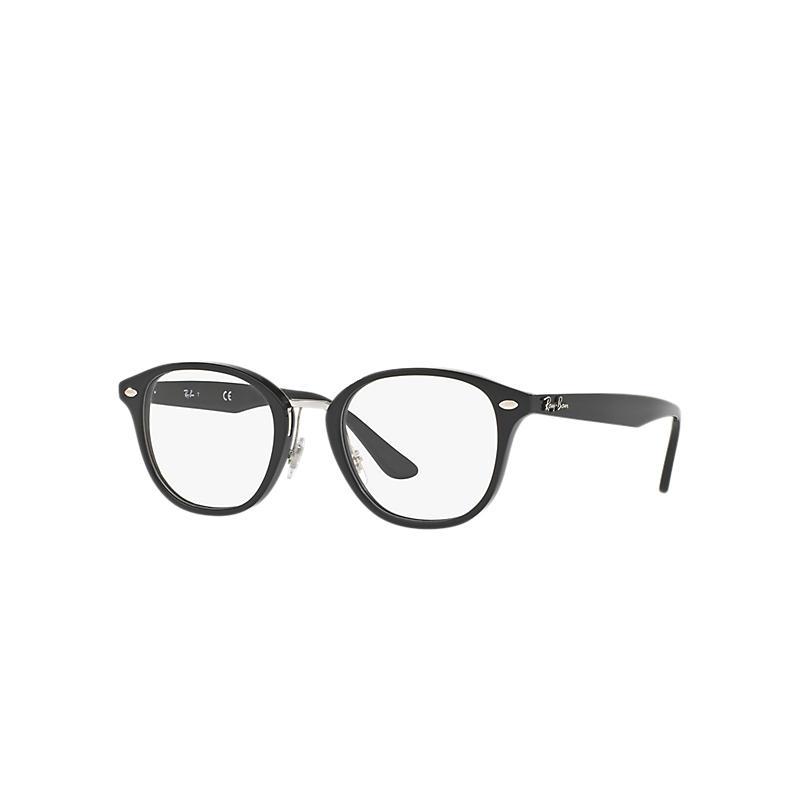 Image of Ray-Ban Black Eyeglasses - Rb5355