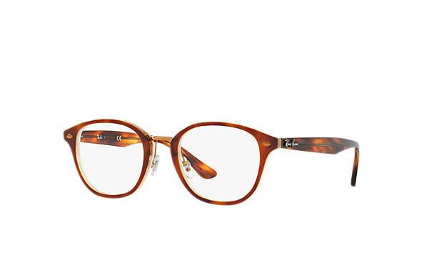 Ray-Ban eyeglasses RB5355 Tortoise - Acetate - 0RX5355567748   Ray ... 4e3a31c87e69