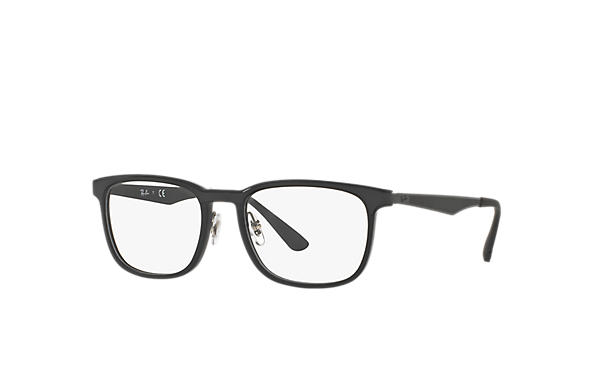 Ray-Ban 0RX7163-RB7163 Black OPTICAL