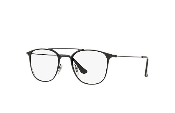 Ray-Ban 0RX6377-RB6377 Black OPTICAL