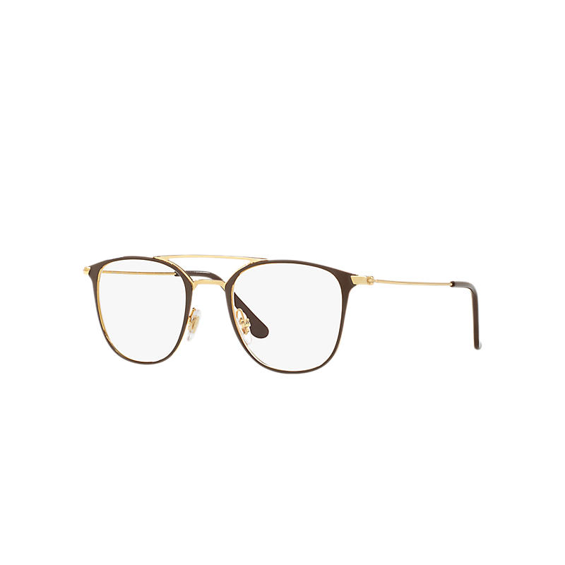 Ray-Ban RB6377 Gold