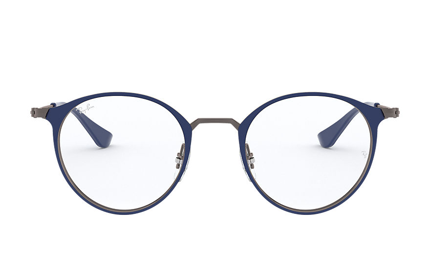 Ray-Ban  eyeglasses RX6378 UNISEX 004 rb6378 blue 8053672667370