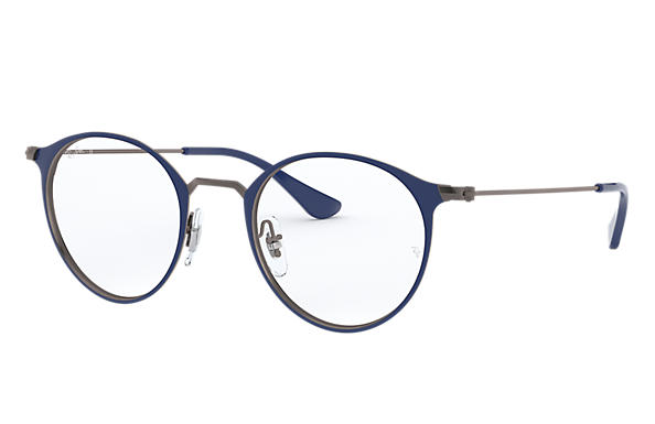 Ray-Ban		 0RX6378-RB6378 Blauw,Staalgrijs; Staalgrijs OPTICAL