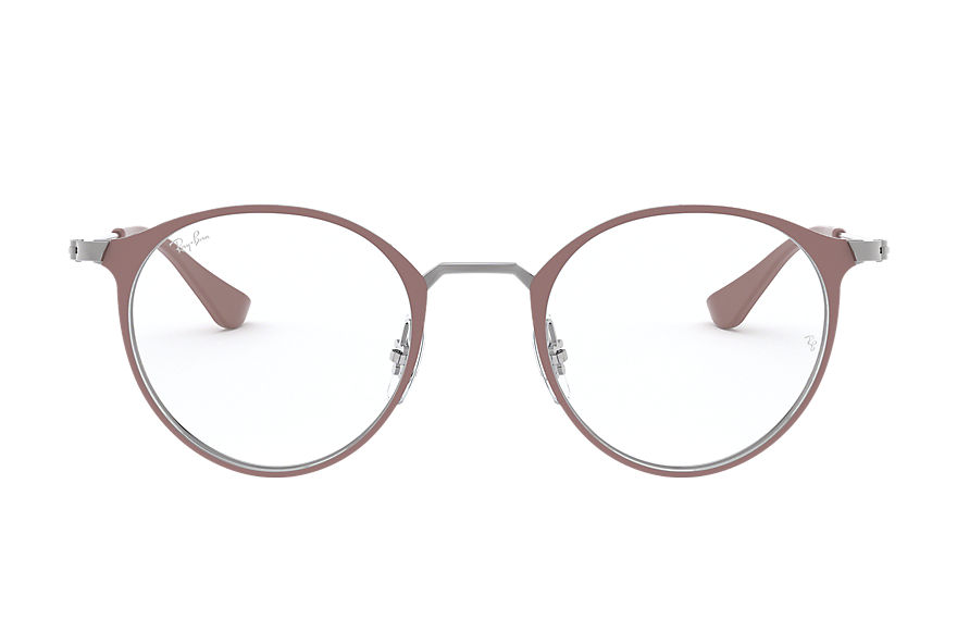 Ray-Ban  eyeglasses RX6378 UNISEX 003 rb6378 brown 8053672667400