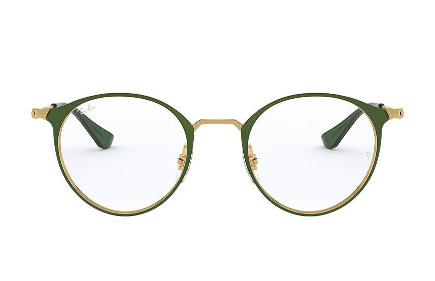 Ray-Ban  eyeglasses RX6378 UNISEX 001 rb6378 green 8053672667424