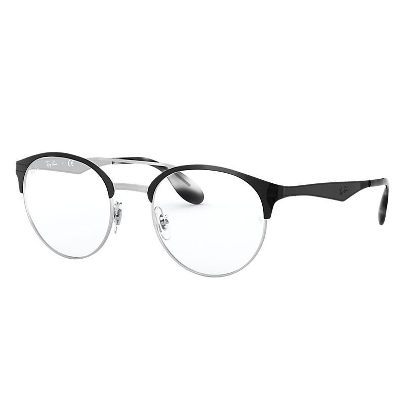 Image of Ray-Ban Black Eyeglasses - Rb3545v