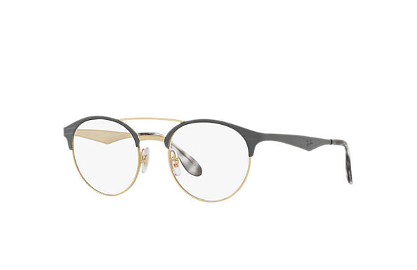 Ray-Ban 0RX3545V-RB3545V Grey,Gold OPTICAL