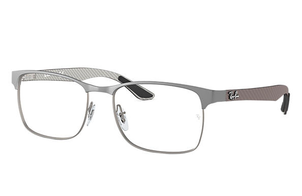 Ray-Ban 0RX8416-RB8416 Gunmetal; Grau OPTICAL