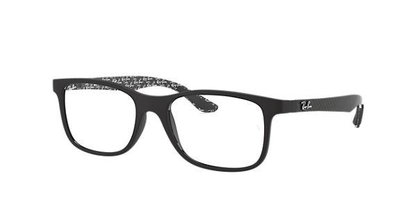 c4ca102de1 Ray-Ban eyeglasses RB8903 Black - Carbon Fibre - 0RX8903526355