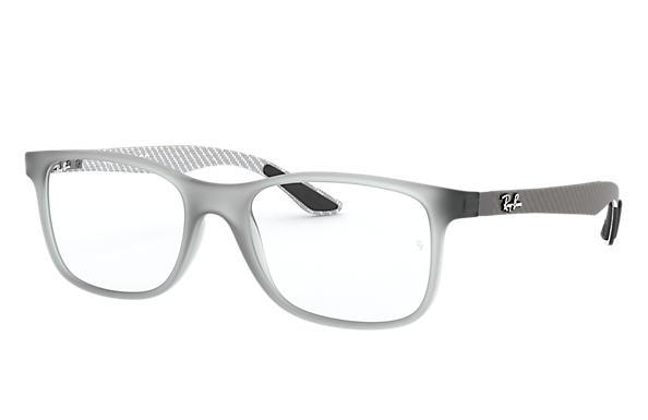 ca6ae7bc68 Ray-Ban prescription glasses RB8903 Grey - Carbon Fibre ...
