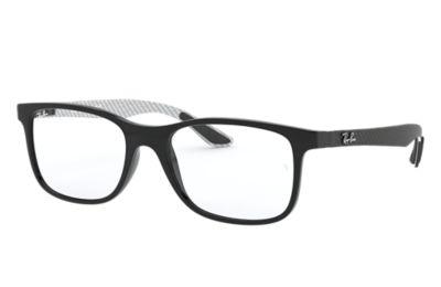 fea791c5dff Ray-Ban prescription glasses RB8903 Black - Carbon Fibre - 0RX8903526355