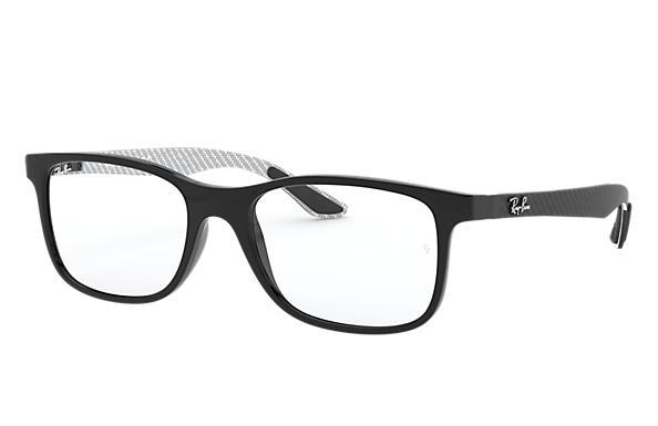 5564685322 Ray-Ban prescription glasses RB8903 Tortoise - Carbon Fibre - 0RX8903520055