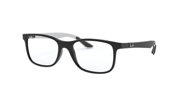 e21763bb42 Ray-Ban prescription glasses RB8903 Black - Carbon Fibre - 0RX8903568155
