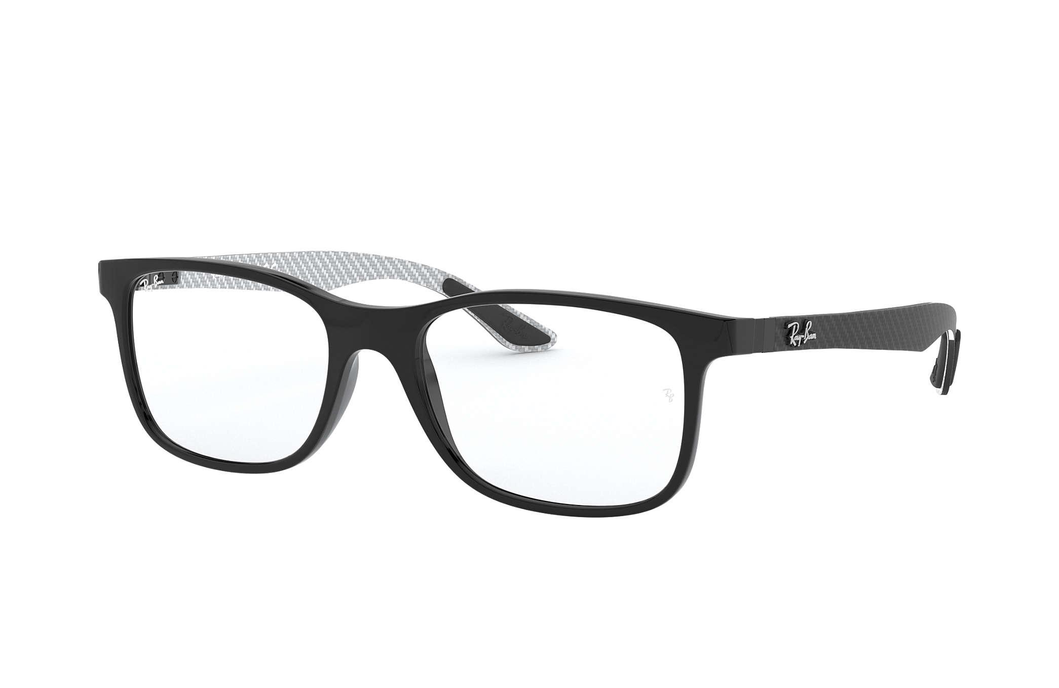 9758f29c0b Ray-Ban eyeglasses RB8903 Black - Carbon Fibre - 0RX8903568153
