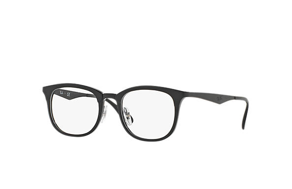 Ray-Ban 0RX7112-RB7112 Nero OPTICAL