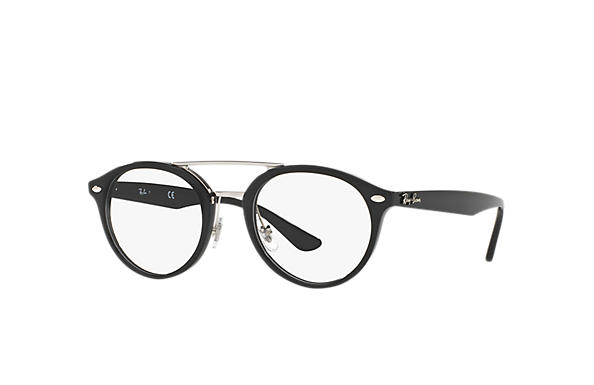 Ray-Ban prescription glasses RB5354 Black - Acetate - 0RX5354200050 ... 3242f4145f51