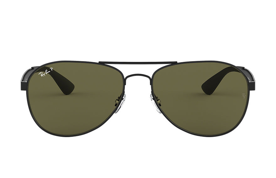 Ray-Ban  gafas de sol RB3549 MALE 002 rb3549 negro 8053672671100