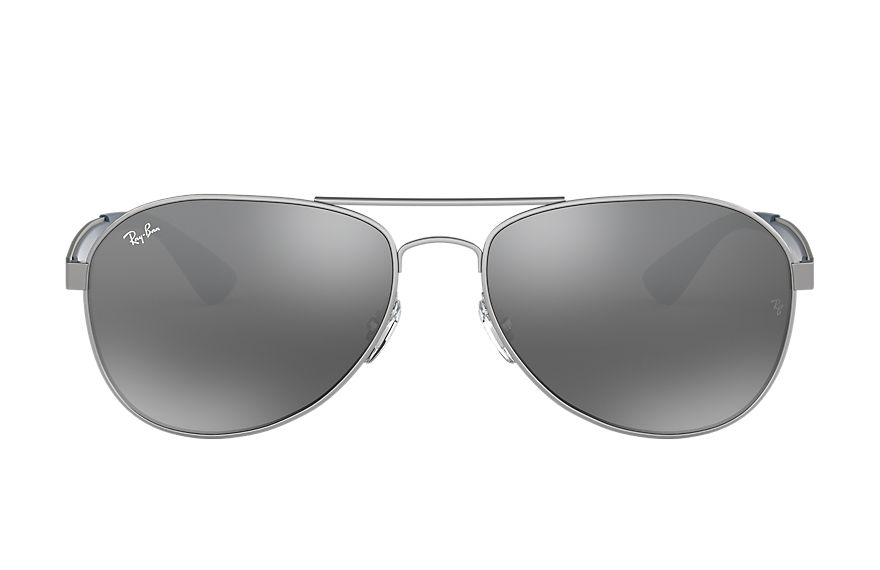 Ray-Ban  gafas de sol RB3549 MALE 004 rb3549 grafito 8053672671117