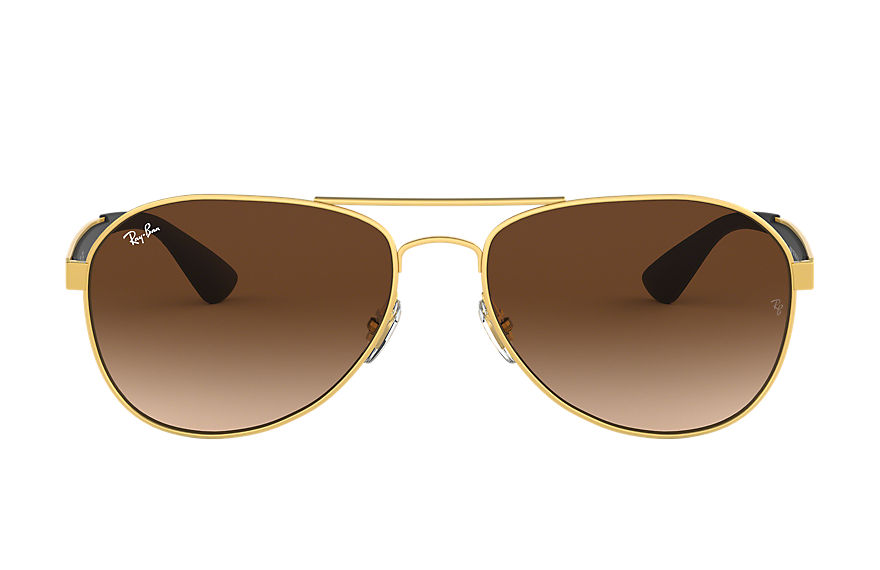 Ray-Ban  gafas de sol RB3549 MALE 006 rb3549 oro 8053672671155