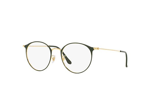 8f798c08b3 Ray-Ban eyeglasses RB6378F Black - Metal - 0RX6378F290451