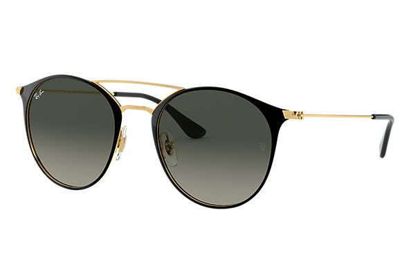 Ray-Ban 0RB3546-RB3546 Black,Gold; Gold,Black SUN