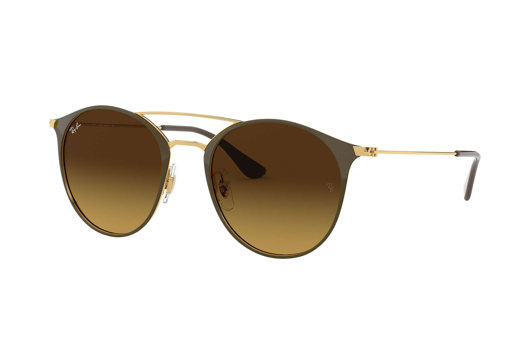 3edf9c177c Brown Ray Ban Oval Sunglasses « One More Soul