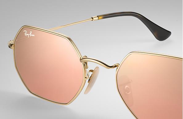 occhiali da sole ray ban octagonal