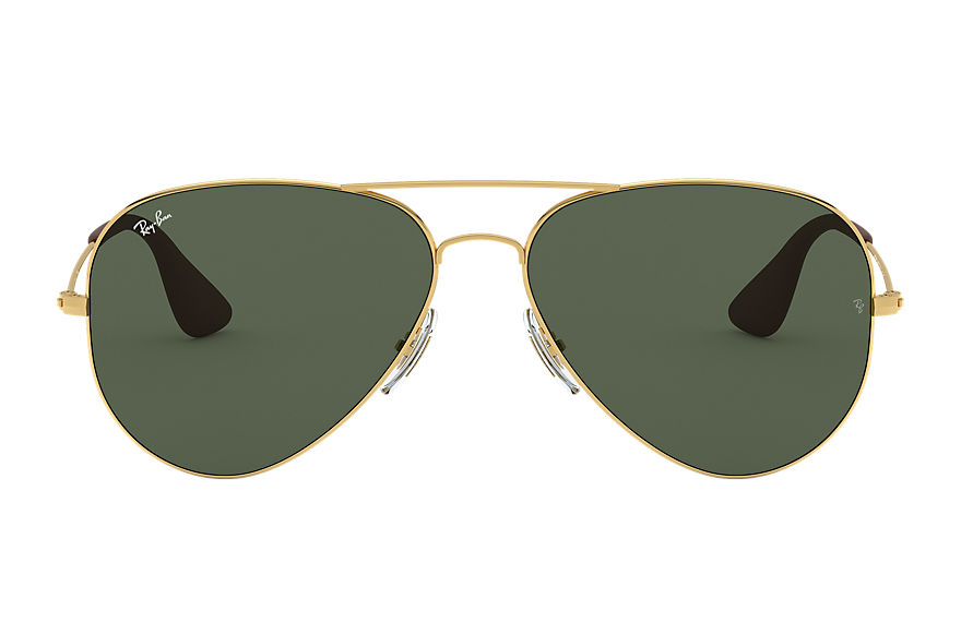 Ray-Ban  sunglasses RB3558 UNISEX 005 rb3558 gold 8053672673456