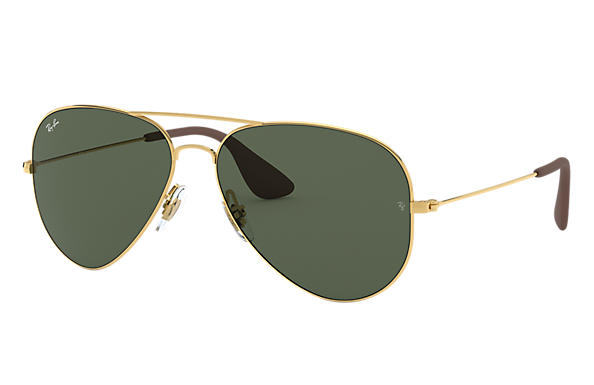 Ray-Ban 0RB3558-RB3558 Gold SUN
