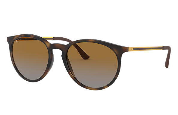 Ray-Ban 0RB4274-RB4274 Tortoise; Gold,Brown SUN