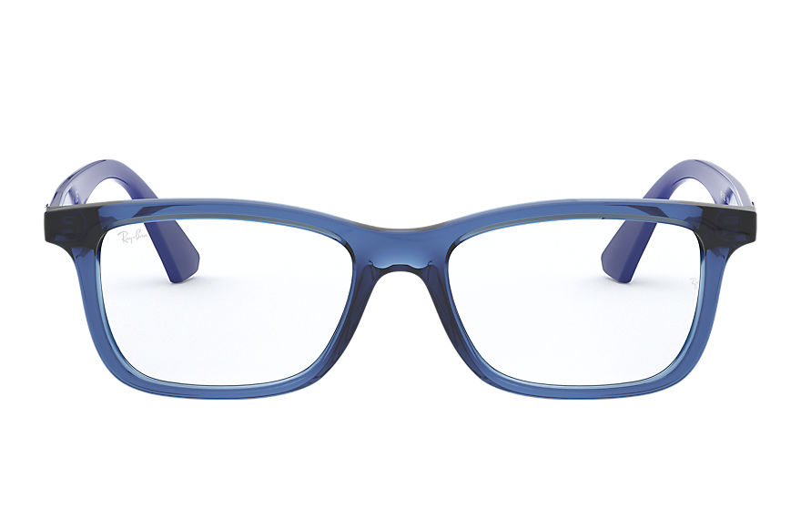 Ray-Ban  eyeglasses RY1562 CHILD 001 rb1562 blue 8053672674958