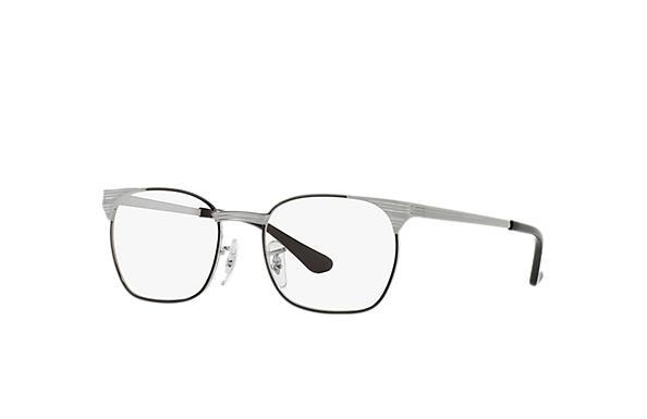 6f49f30a86 Ray-Ban prescription glasses RY1051 Red - Metal - 0RY1051405349 ...