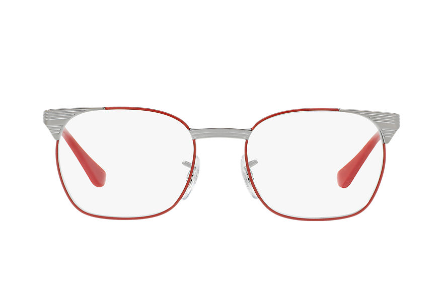 Ray-Ban  gafas de visión RY1051 CHILD 001 rb1051 rojo 8053672675078