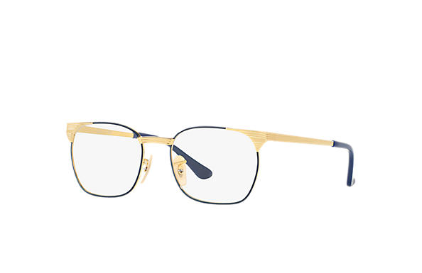 Ray-Ban 0RY1051-RB1051 Blau,Gold; Gold OPTICAL