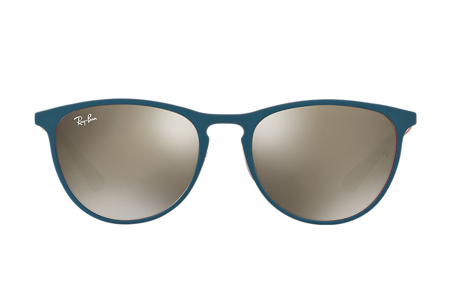 Ray-Ban  sunglasses RJ9538S CHILD 001 erika metal junior green 8053672676143