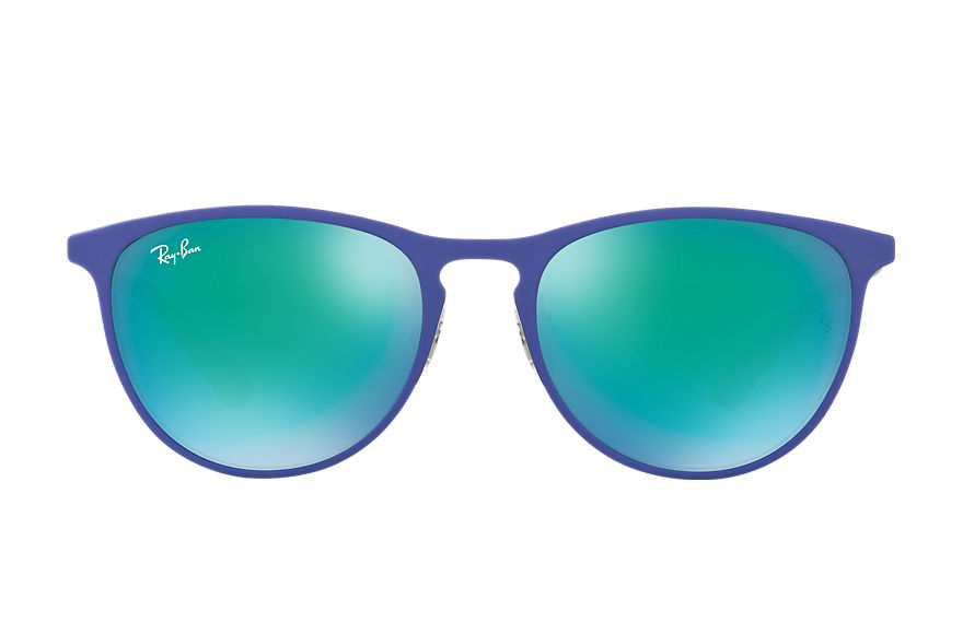 Ray-Ban  sunglasses RJ9538S CHILD 004 erika metal junior blue 8053672676167