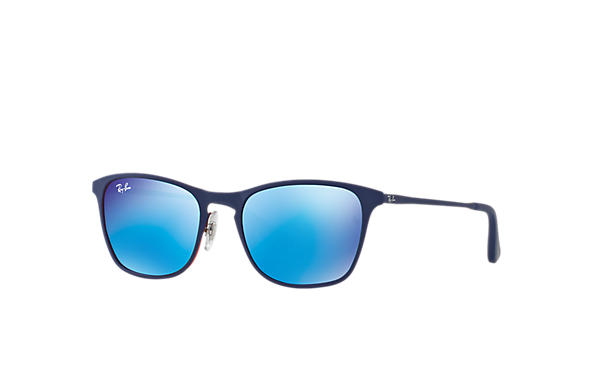 Ray-Ban 0RJ9539S-RJ9539S Blue,Red SUN