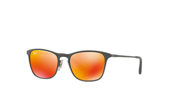 Ray-Ban 0RJ9539S-RJ9539S Grey,Yellow SUN