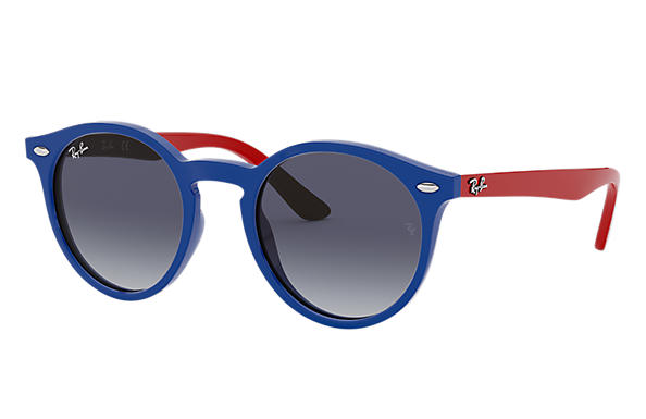 Ray-Ban 0RJ9064S-RJ9064S Blue,Red SUN