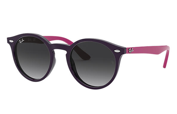 Ray-Ban 0RJ9064S-RJ9064S Violet,Purple-Reddish SUN